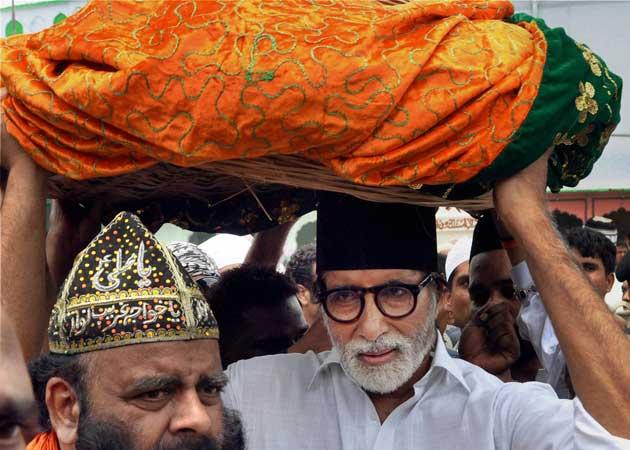 Caretakers object to Ajmer Dargah dewan's views on star visits