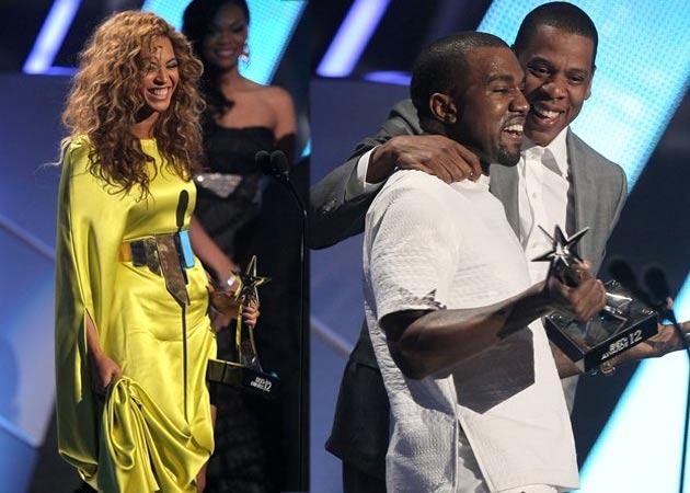 Beyonce, Kanye, Jay-Z win at BET Awards