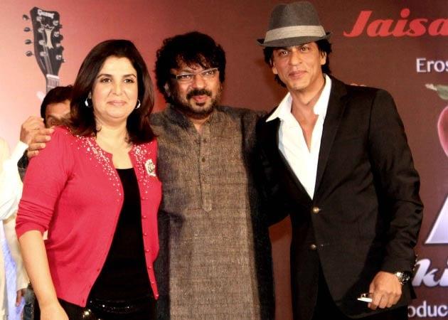 Have Shah Rukh Khan and Sanjay Leela Bhansali become friends again?