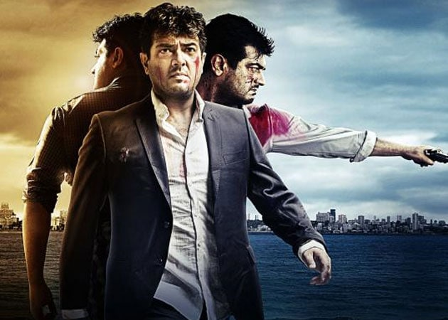 Ajith's <i>Billa 2</i> releases today