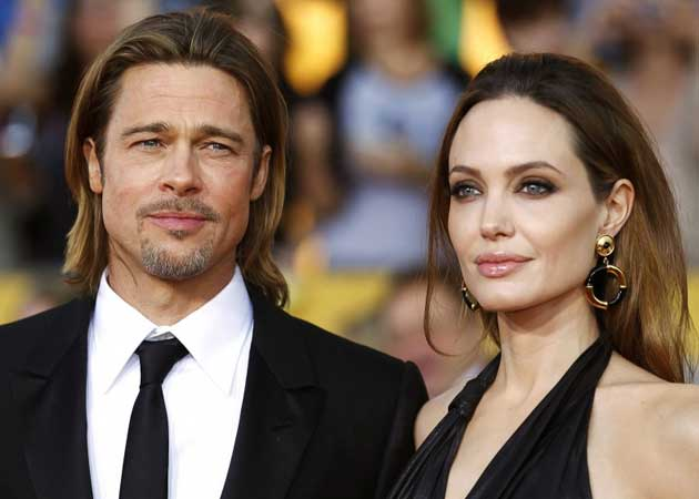 Brad Pitt and Angelina Jolie invited to an Olympics party on a yacht