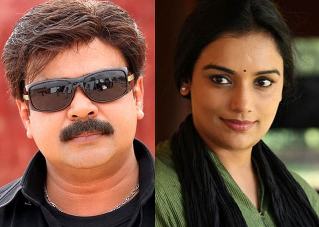Dileep, Swetha Menon win top honours at Kerala film awards