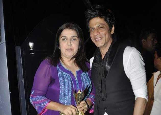 Shah Rukh Khan showers praise on Farah