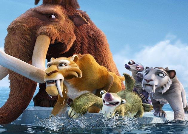 While Batman lurks, <i>Ice Age</i> tops box office