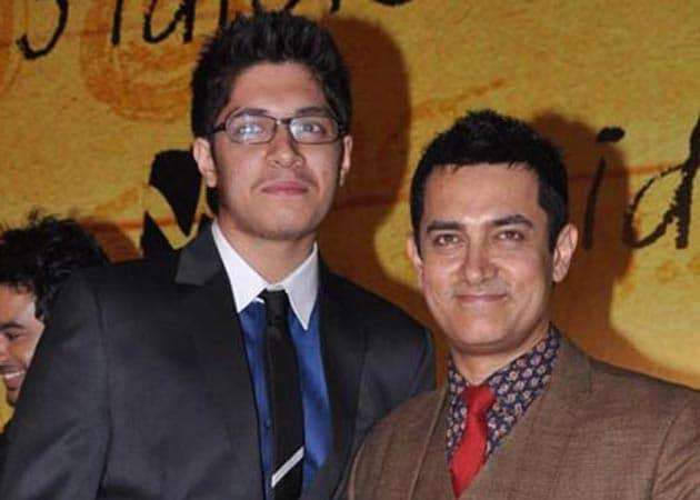 Aamir Khan's son Junaid to make his Bollywood debut