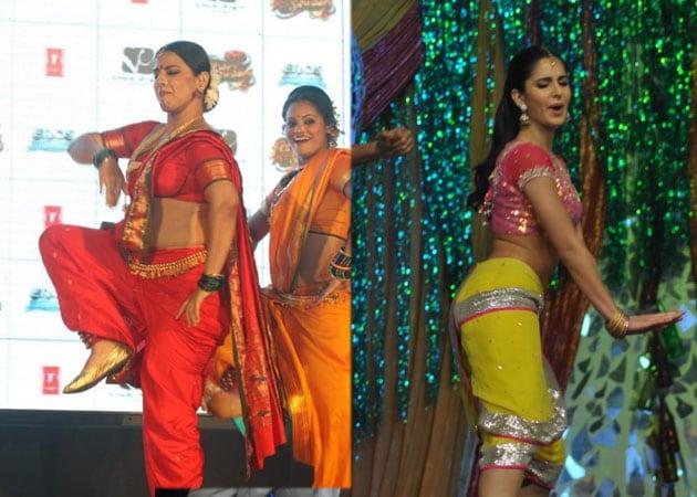 Bollywood going gaga over <i>lavani</i> numbers