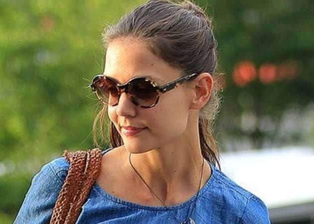 Katie Holmes refused to mention Tom Cruise in an interview