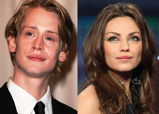 Mila Kunis says that her relationship with actor Macaulay Culkin shaped her