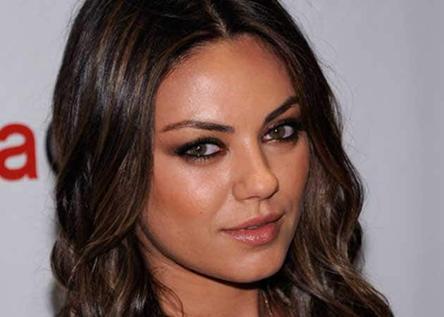 Dating makes me nervous: Mila Kunis