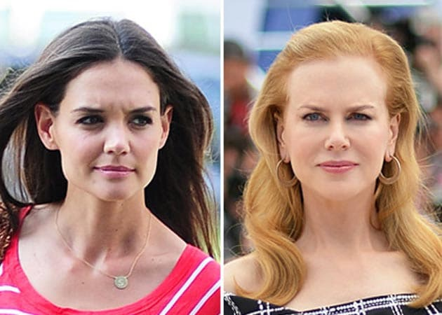 Nicole Kidman tells Katie Holmes she has 'no regrets' about divorcing Tom Cruise