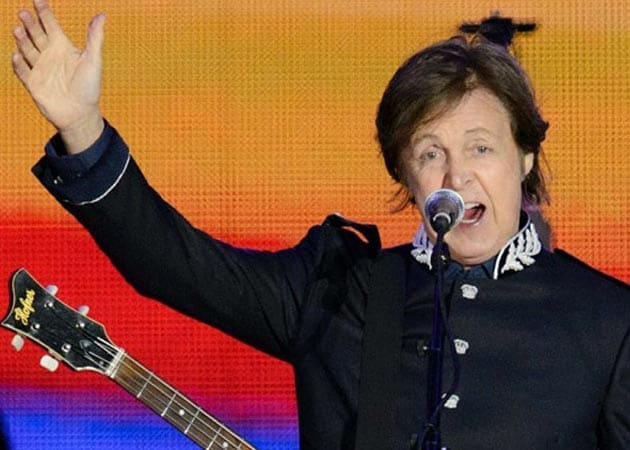 Sir Paul McCartney campaigns to free baby elephant in India