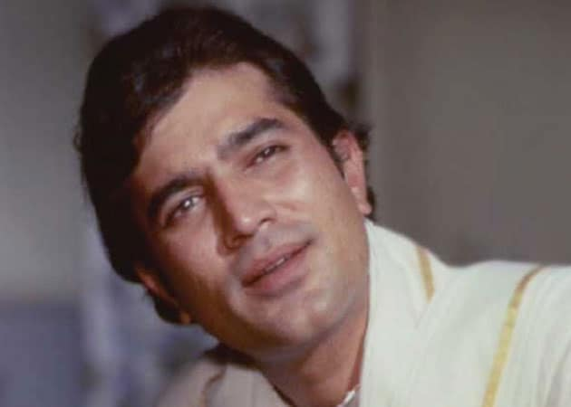 Rajesh Khanna's mother could not stand even his on-screen death