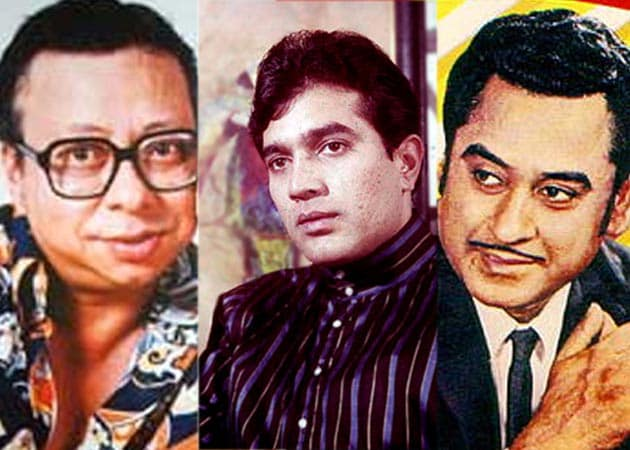 The unforgettable music Rajesh Khanna, Kishore Kumar and RD Burman created together