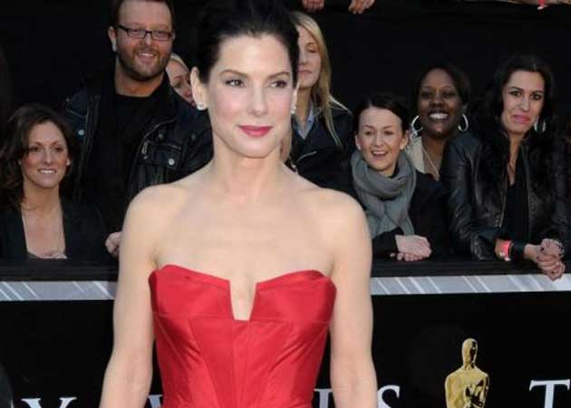 A vehicle collision occurred on the set of Sandra Bullock's new film