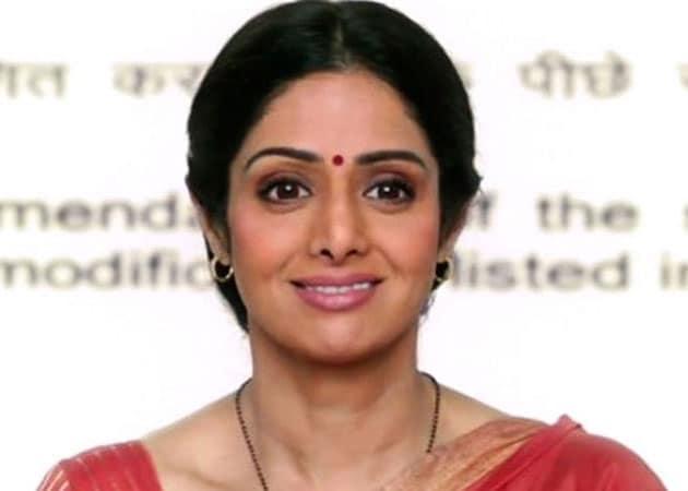 Sridevi to wear Sabyasachi sari at Toronto fest