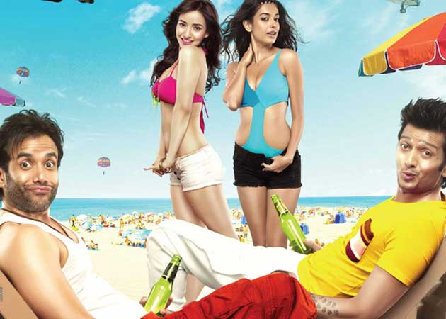 Riteish and Tusshar's <i>Kyaa Super Kool Hain Hum</i> releases today