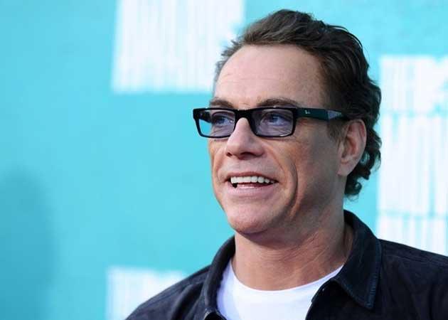 """Jean-Claude Van Damme  gets """"depressed""""  when he isn't working"""