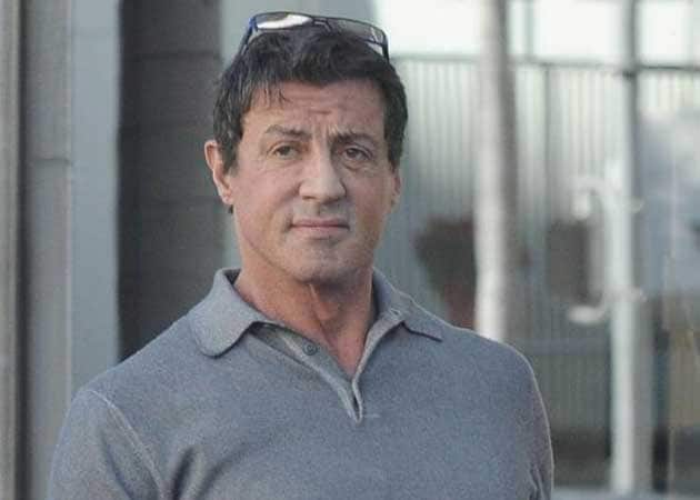 """Sylvester Stallone says it's been """"very, very tough"""" losing his son Sage"""