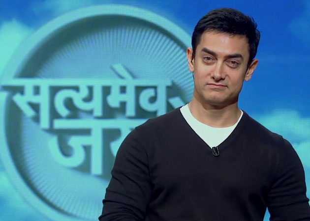 Aamir Khan's special episode of <i>Satyamev Jayate</i> took a look at itself
