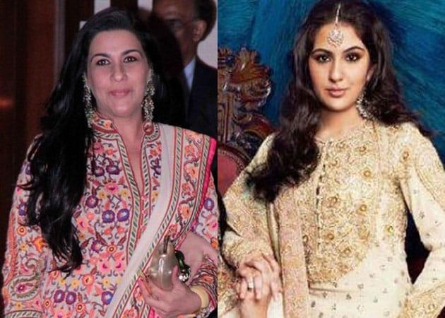 Sara hasn't signed Yash Raj film, I have: Amrita Singh