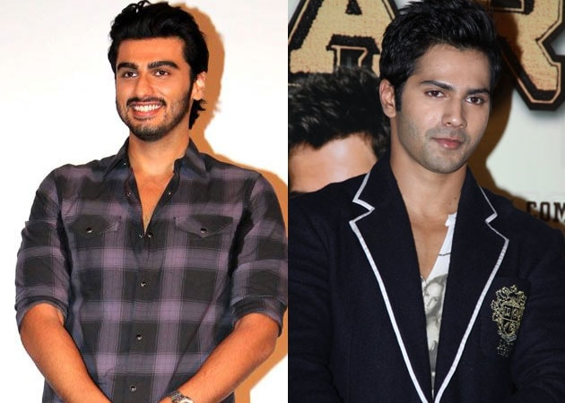 The past is catching up with Arjun Kapoor and Varun Dhawan