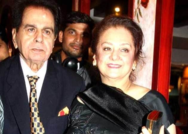Dilip sahab greatest gift of my life: Saira Banu