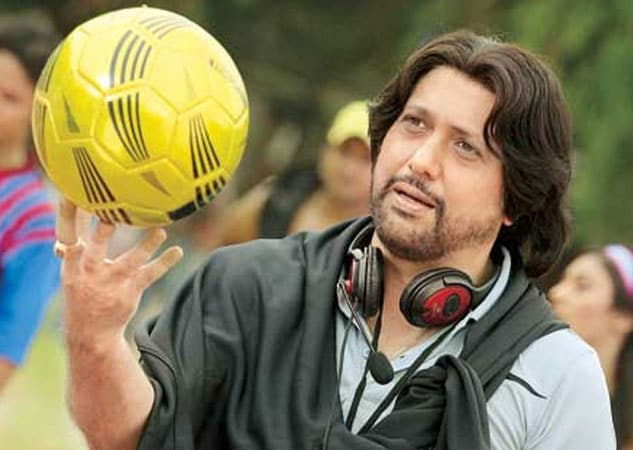Will Govinda do for football what Shah Rukh Khan did for hockey?