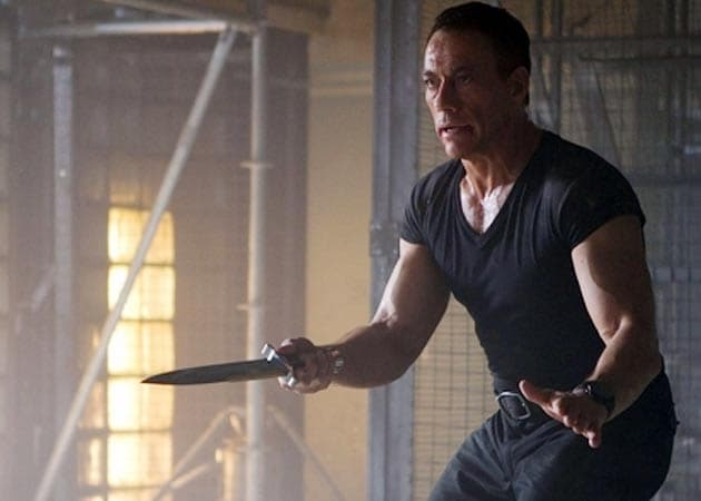 """Jean-Claude Van Damme was """"honoured"""" to get his """"ass kicked"""" in <i>The Expendables 2</i>"""