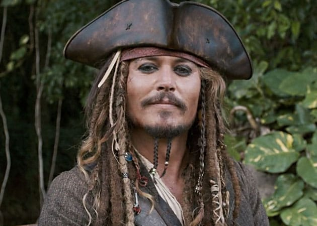 Johnny Depp could make £60 million next time he plays Jack Sparrow