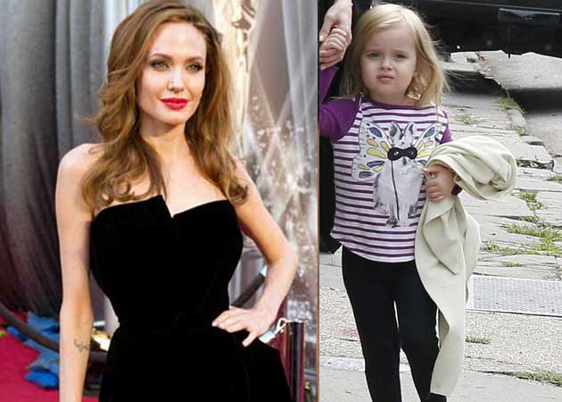 Angelina Jolie's daughter bags her first movie