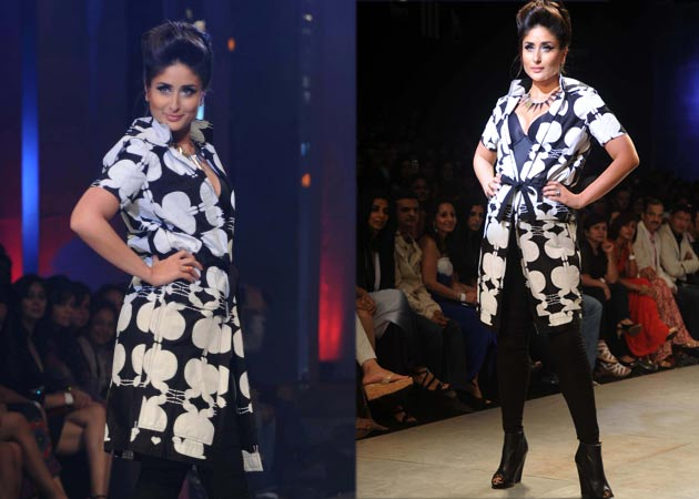 Lakme Fashion Week: Kareena Kapoor steals the show at finale