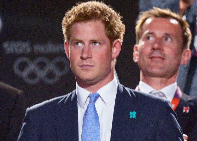 Nude harry Prince Harry