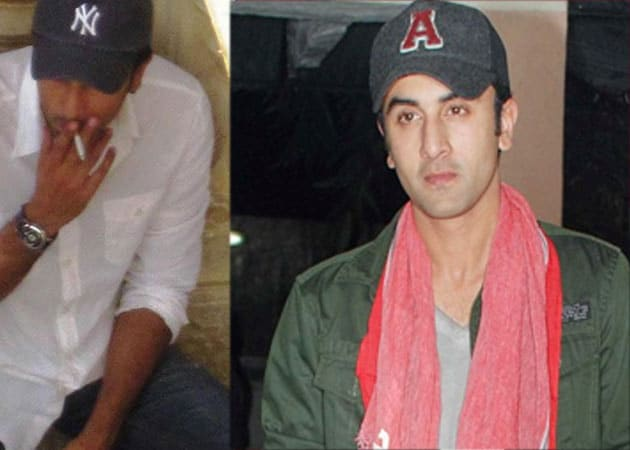Ranbir Kapoor fined Rs 200 for smoking in public