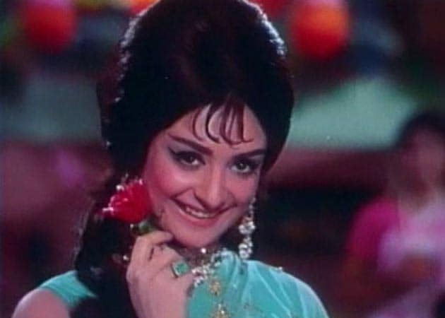 Your <i> Padosan</i>  Saira Banu turns 68