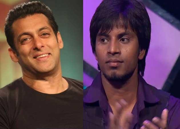 Salman gifts bike to <i>Indian Idol 6</i> contestant