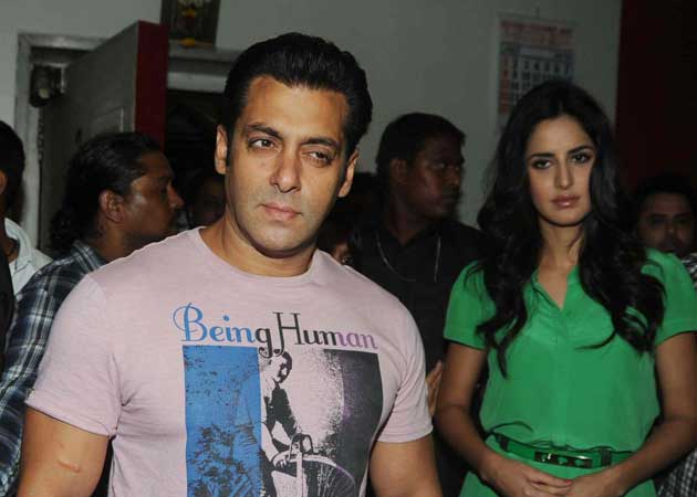 Salman Khan gets possessive about Katrina Kaif on TV