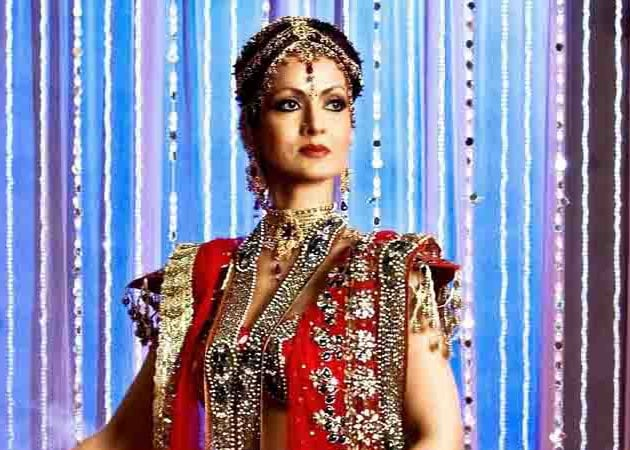 I'm excited to play queen Kaikeyi on screen: Shikha Swaroop