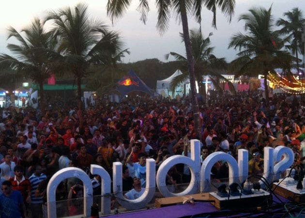 Sunburn heads to Sri Lanka