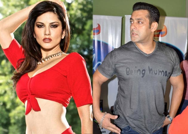 Sunny Leone wants to work with Salman Khan