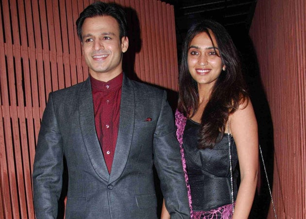Vivek Oberoi's wife is two months pregnant