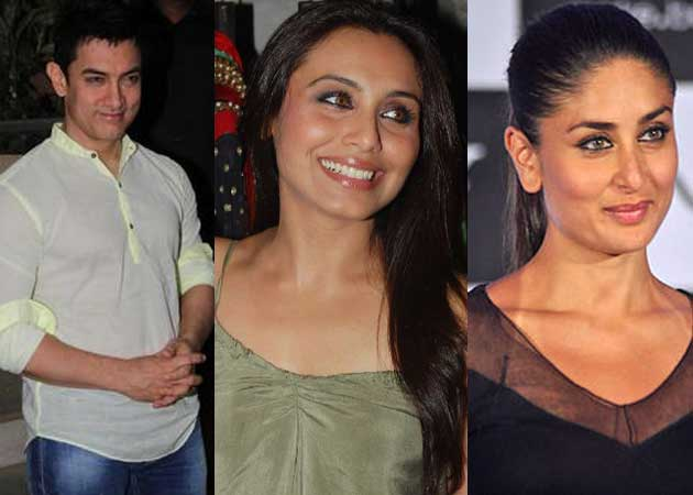 <i>Talaash</i> trailer reveals love triangle between Aamir Khan,  Rani Mukherji and Kareena Kapoor