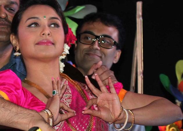 Rani Mukherji's three item songs in Aiyyaa includes a belly dance