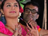 Rani Mukherji's three item songs in <i>Aiyyaa</i> includes a belly dance