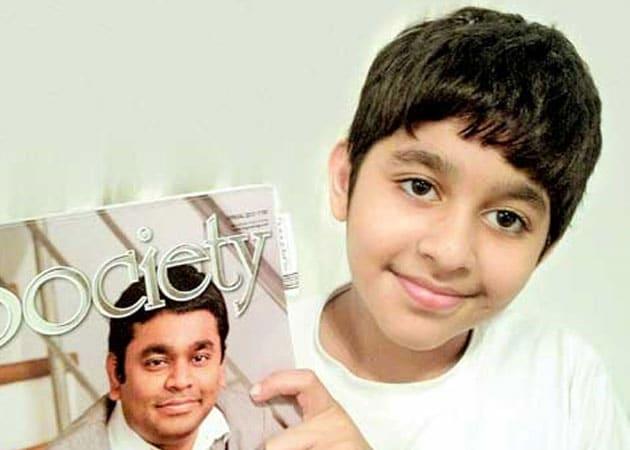 AR Rahman Jr to enter Bollywood