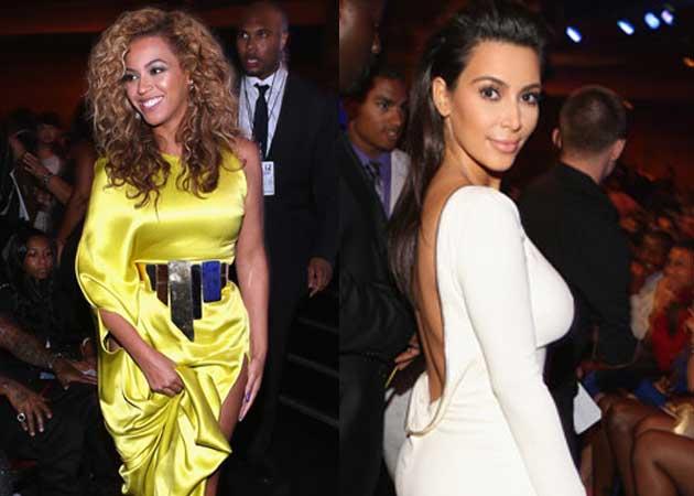 "Beyonce upset with ""attention seeker"" Kim Kardashian"