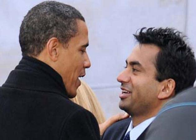 <i>Harold And Kumar</i> actor Kal Penn hosts Obama nomination meet