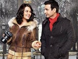 Kissing missing from <i>Ishkq In Paris</i>: Preity Zinta