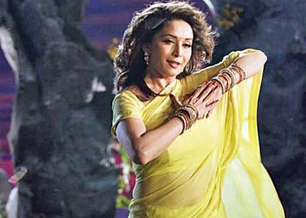 Madhuri Dixit has a photographic memory when it comes to dance moves