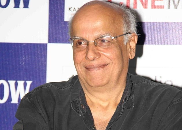 Investing in newcomers not a risk: Mahesh Bhatt