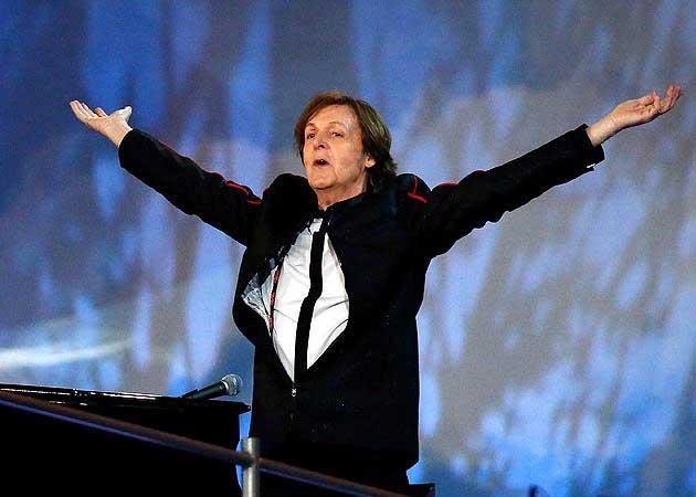 Sir Paul McCartney will receive France's highest public honour